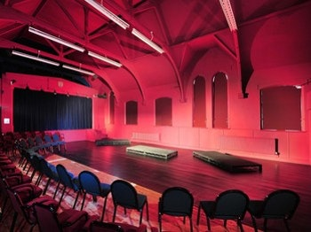 The Edge Theatre & Arts Centre venue photo
