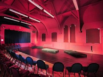 The Edge Theatre & Arts Centre venue photo