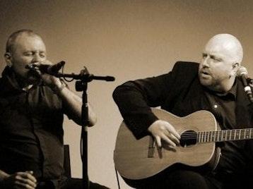 Billy Newton & Lee Bates artist photo