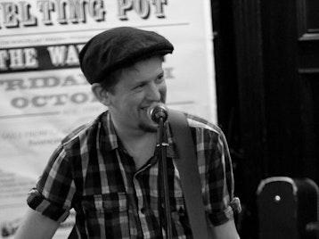 Dave Hughes + The Renegade Folk Punk Band + Mark McCabe + Daniel Versus The World picture
