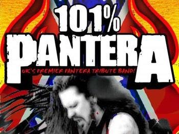 101% Pantera Tour Dates