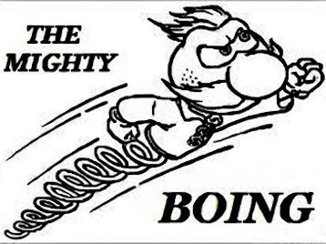 The Mighty Boing artist photo
