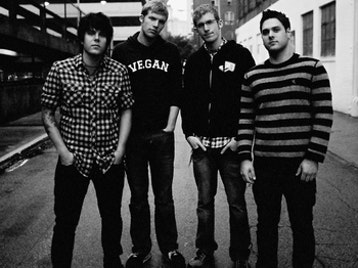 The Swellers artist photo