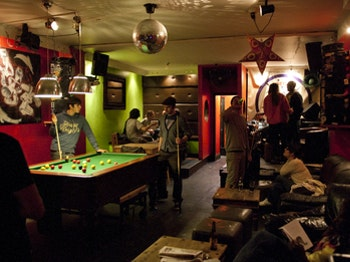 Mau Mau Bar venue photo