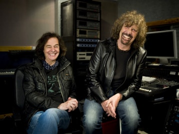 Rod Argent And Colin Blunstone Of The Zombies artist photo