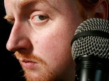Chris Brooker artist photo