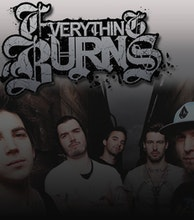 Everything Burns artist photo