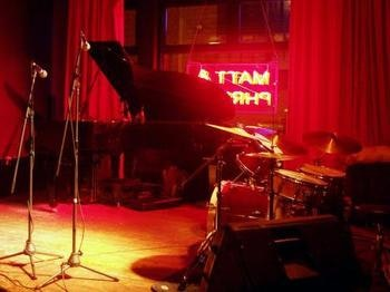 Matt & Phred's Jazz Club venue photo