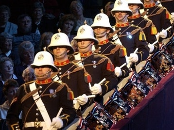 Christmas Spectacular: Band Of Her Majesty's Royal Marines picture