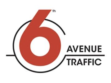 Sixth Avenue Traffic artist photo