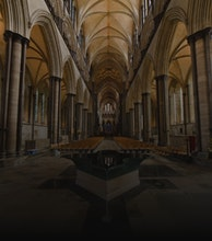 Salisbury Cathedral artist photo