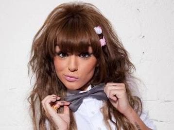 Cher Lloyd artist photo