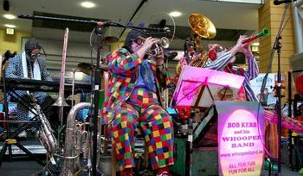 Bob Kerr's Whoopee Band Tour Dates