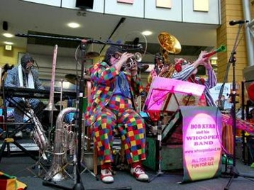 Bob Kerr's Whoopee Band artist photo