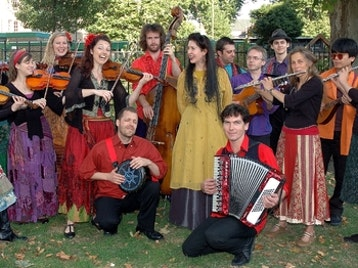 London Gypsy Orchestra artist photo