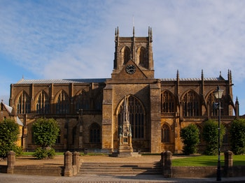 Sherborne Abbey Events