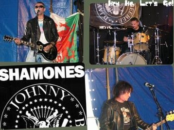 The Shamones artist photo