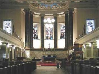 St Pancras New Church venue photo