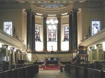 St Pancras New Church venue photo