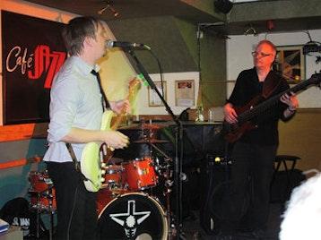 Monday Blues Presents: Tim Crahart Blues Band, Dora's Fur, Tony Hands picture