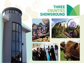 Three Counties Showground Events