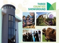 Three Counties Showground artist photo