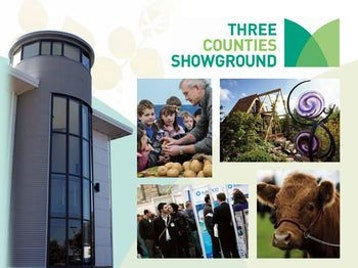 Three Counties Showground venue photo