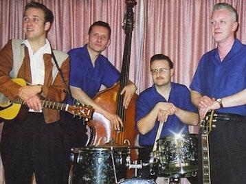 Gene Gambler & The Shufflers artist photo