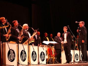 The Daniel Houghton Big Band artist photo