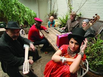 Transglobal Underground artist photo