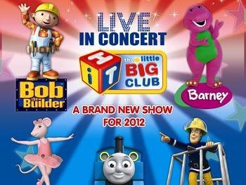 The Little Big Club - Live! Tour Dates