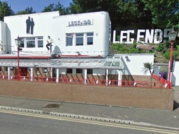 Legends Bar venue photo