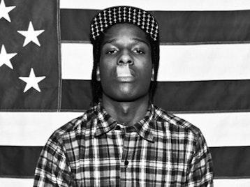 A$AP Rocky artist photo