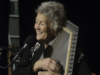 Peggy Seeger Tour Dates