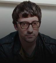 Graham Coxon artist photo