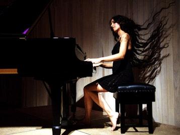 Zoe Rahman Quartet artist photo
