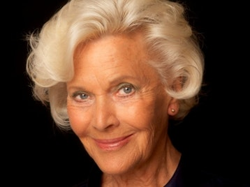 Honor Blackman artist photo