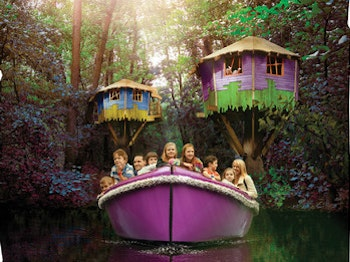 BeWILDerwood venue photo