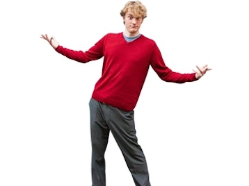 Lawnmower: James Acaster picture