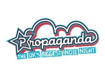 Propaganda / Trashy: Propaganda DJs picture