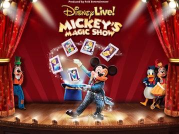 Disney Live! Mickey's Magic Show artist photo