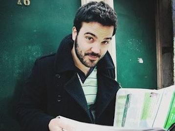 Juan Zelada artist photo