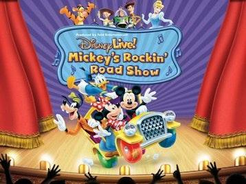 Disney Live! Mickey's Rockin' Road Show artist photo