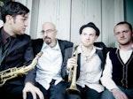 Quentin Collins & Brandon Allen Quartet artist photo