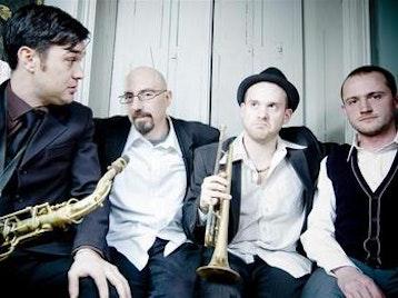 The Spitz: Quentin Collins & Brandon Allen Quartet picture