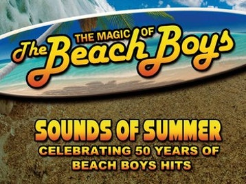 Magic Of The Beach Boys artist photo