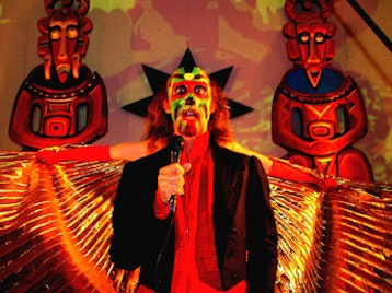 Arthur Brown artist photo