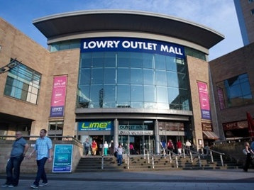 Lowry Outlet Mall venue photo