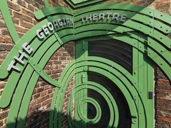 Georgian Theatre venue photo