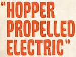Hopper Propelled Electric artist photo